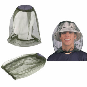 INSECT FLY MOSQUITO NET FOR CAMPING HIKING OUTDOORS - fair-dinkum-gifts