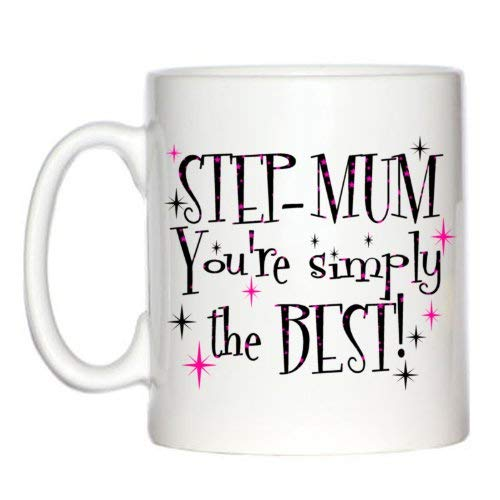 StepMum You're Simply The Best Coffee Mug Mothers Day Birthday Christmas GIFT Stepmother