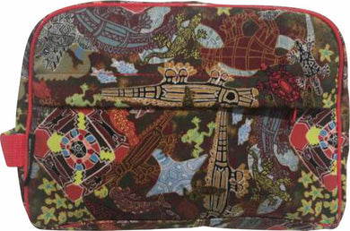 Heart Of My People Toiletry Bag Aboriginal