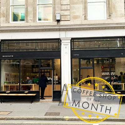 June's Coffee Shop Of The Month