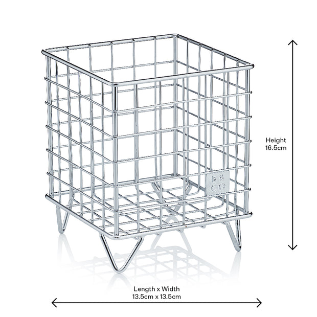 Coffee Pod Cage - Steel