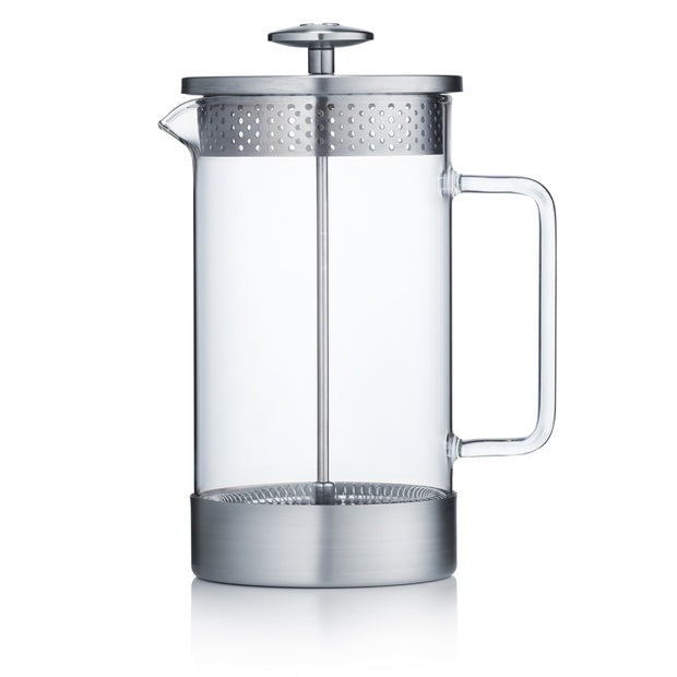 Core Coffee Press 8 Cup/3 Mug Glass Beaker