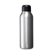 Rivers Stem Double Walled Stainless Steel Vacuum Flask (500ml) - Silver