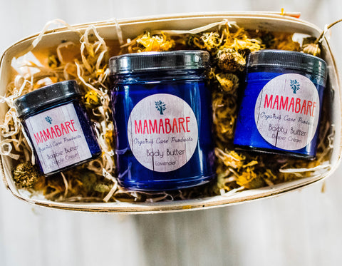 HAPPY MAMABARE BASKET