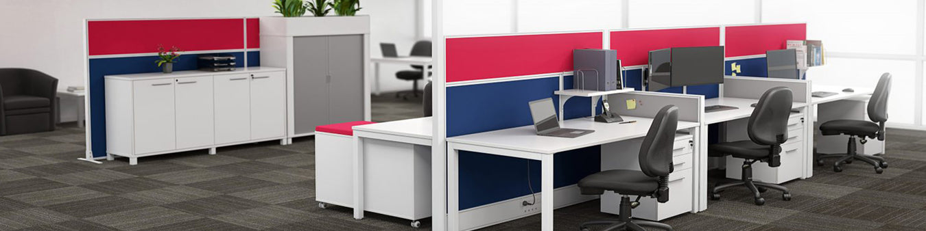 Floor Standing Office Partitions