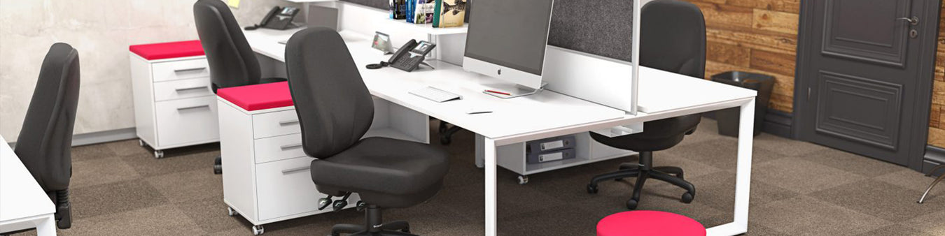 Fully Ergonomic Office Chairs