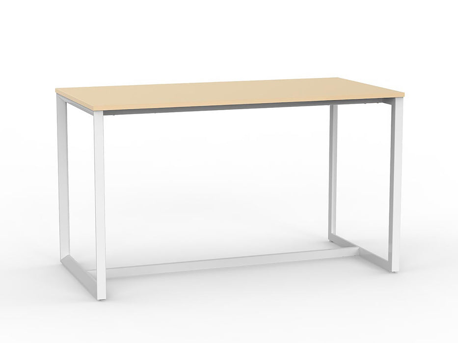 Anvil White 1.8m Bar Leaner - Workspace Furniture Home and Office Cafe Tables