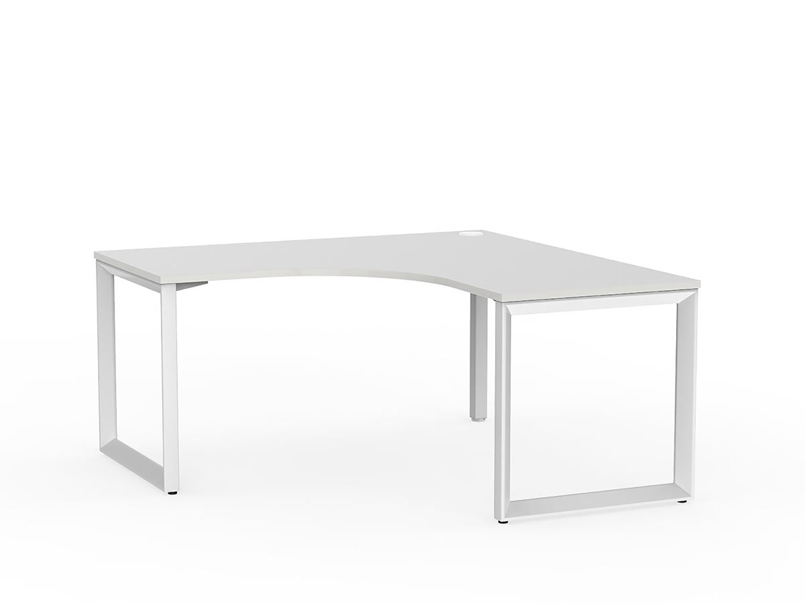 Anvil 1.5m Workstation - Workspace Furniture Home and Office Desks