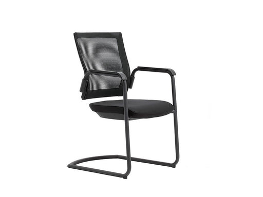 Adapta Cantilever Mesh Chair - Workspace Furniture Home and Office Conference Chairs
