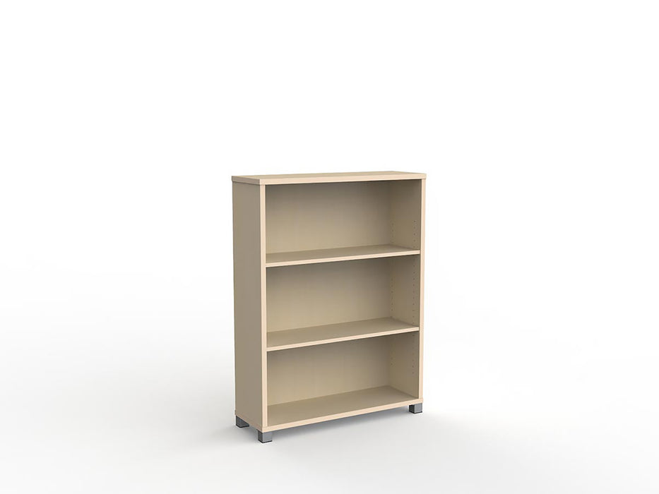 Cubit 1.2m Bookcase - Workspace Furniture Home and Office Cupboards and Shelves