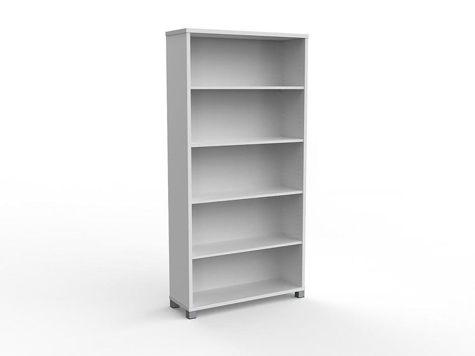 Cubit 1.8m Bookcase - Workspace Furniture Home and Office Cupboards and Shelves
