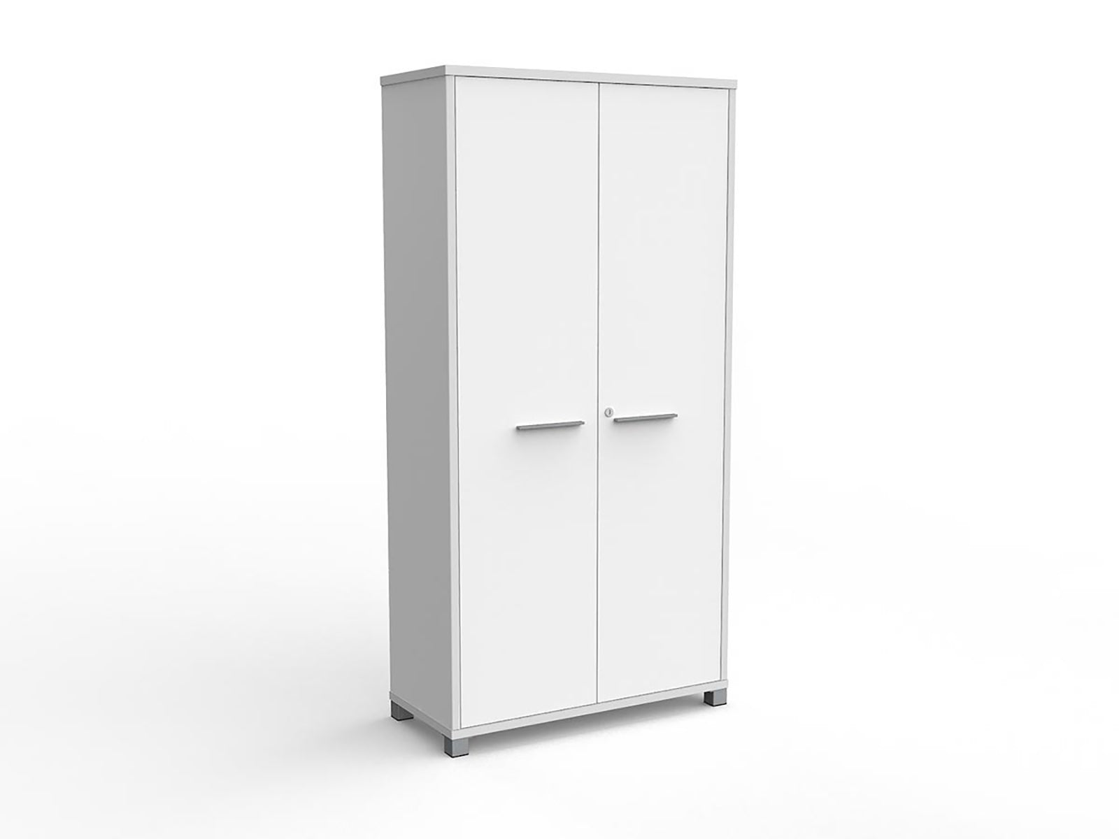 Cubit 1.8m Cupboard - Workspace Furniture Home and Office Cupboards and Shelves