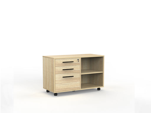 Cubit Black Detail Caddy - Workspace Furniture Home and Office Drawers