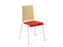 Coast Chair Upholstered - Workspace Furniture Home and Office Cafe Chairs