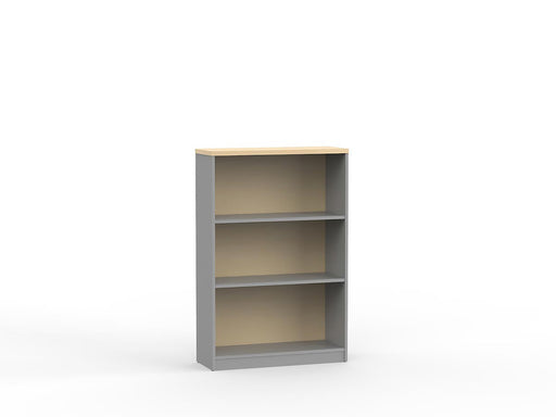 Eko 1.2m Bookcase - Workspace Furniture Home and Office Cupboards and Shelves