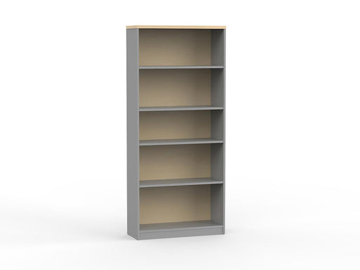 Eko 1.8m Bookcase - Workspace Furniture Home and Office Cupboards and Shelves
