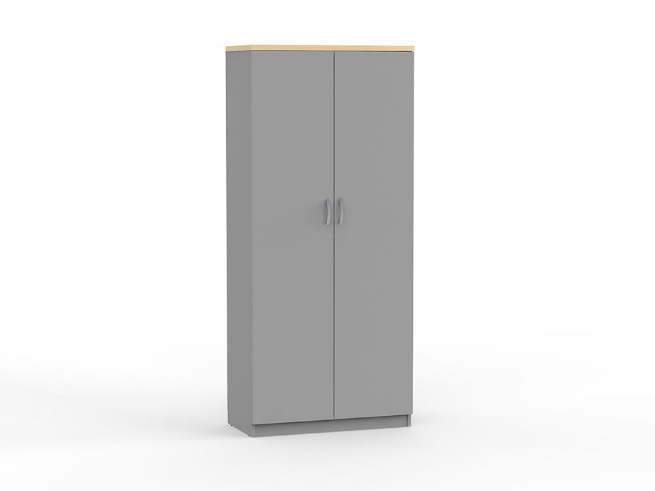 Eko 1.8m Cupboard - Workspace Furniture Home and Office Cupboards and Shelves