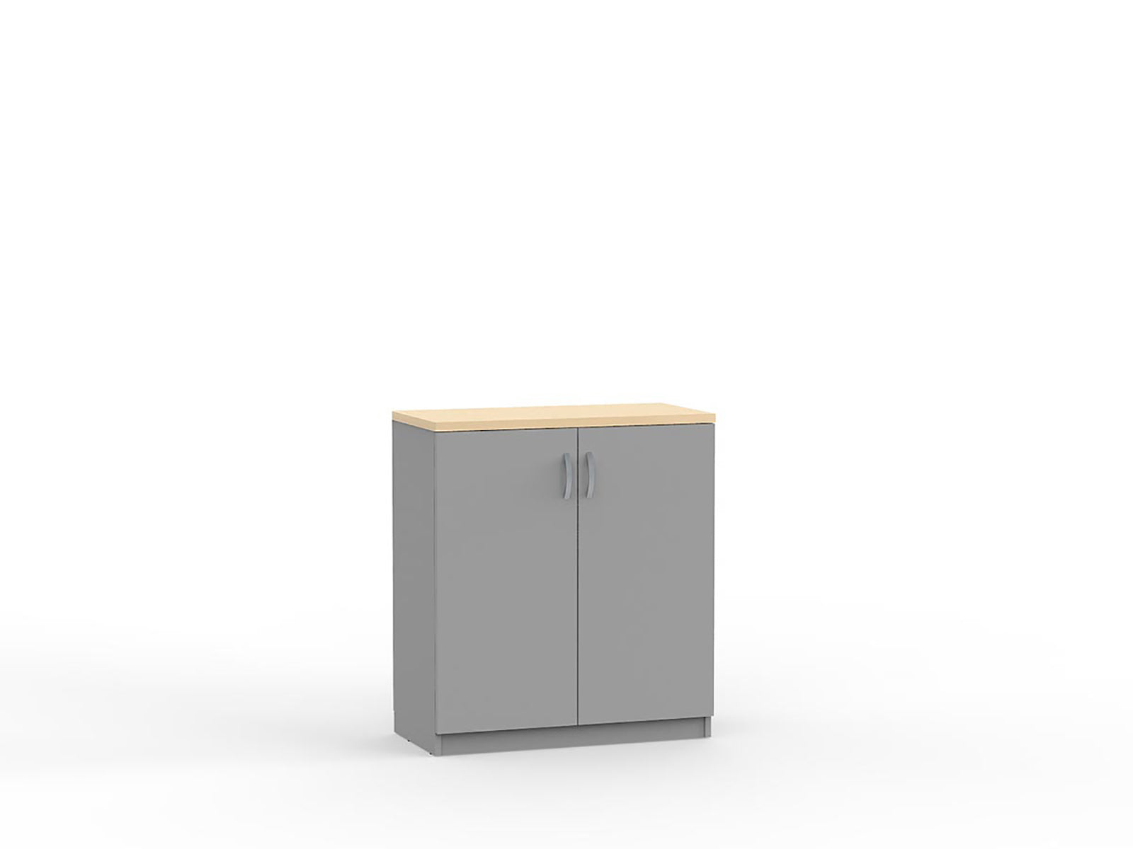 Eko 90cm Cupboard - Workspace Furniture Home and Office Cupboards and Shelves