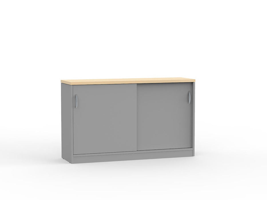 Eko 1.2m Credenza - Workspace Furniture Home and Office Cupboards and Shelves