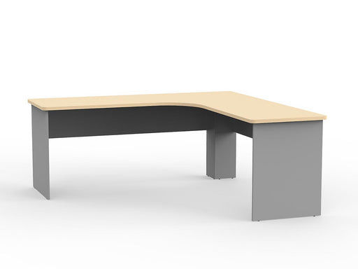 Eko 1.8m Workstation - Workspace Furniture Home and Office Desks