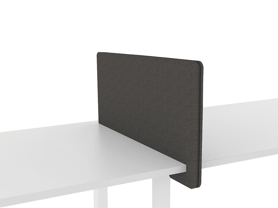 Tab Slide-on Panel - Workspace Furniture Home and Office Desktop Mounted Partitions