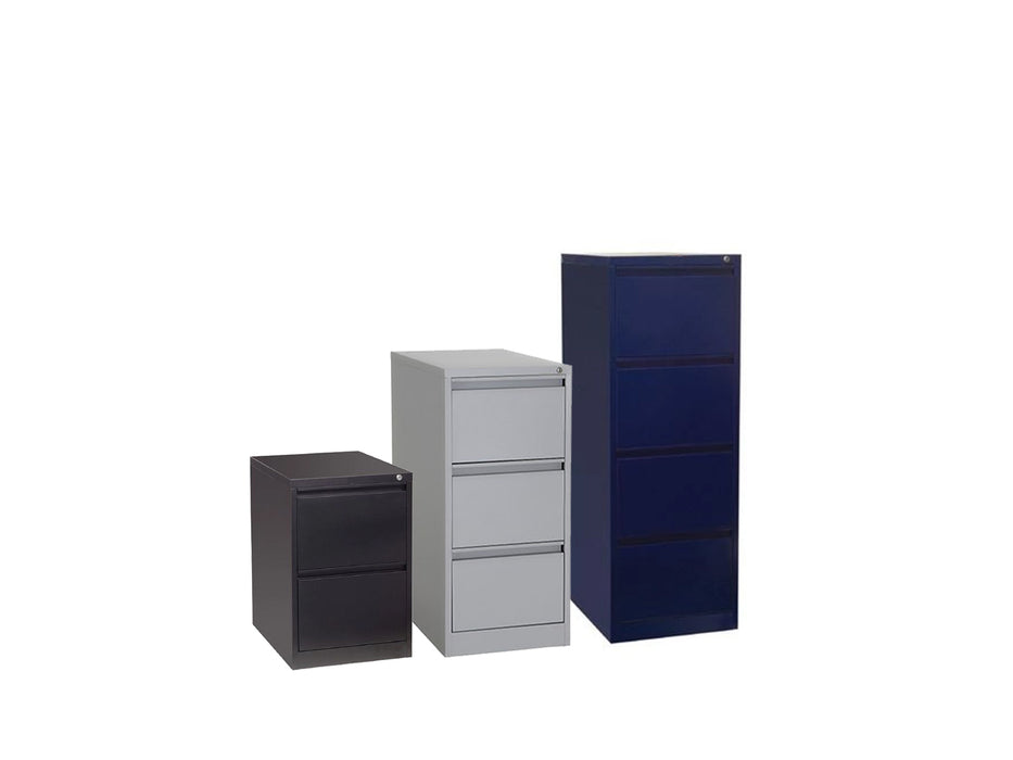 Proceed Filing Cabinet 2 Drawer - Workspace Furniture Home and Office Filing and Steel Storage