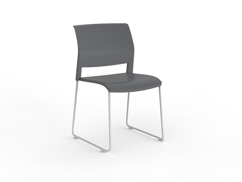 Game Chair Skid Base - Workspace Furniture Home and Office Cafe Chairs