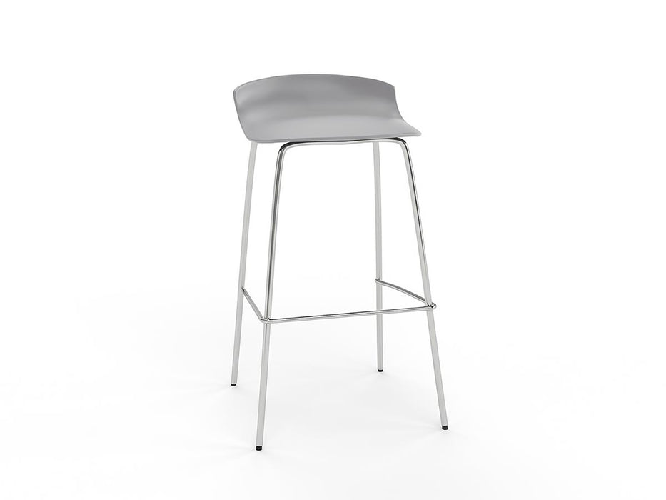Kurve Barstool - Workspace Furniture Home and Office Bar Stools