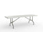 Life Folding 2.4m Table - Workspace Furniture Home and Office Cafe Tables