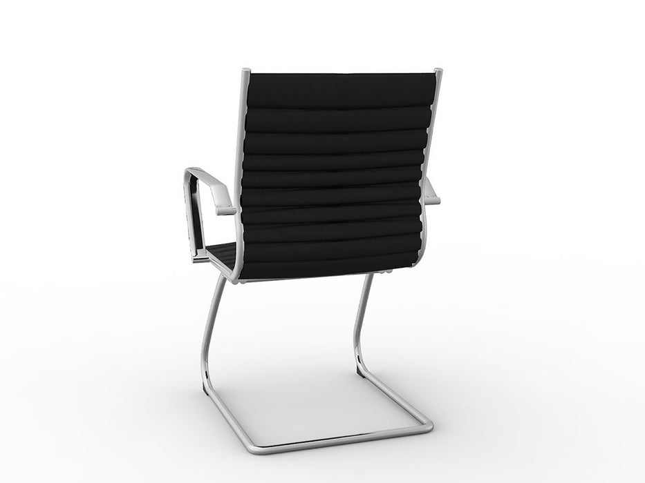 Metro Visitor Chair - Workspace Furniture Home and Office Conference Chairs