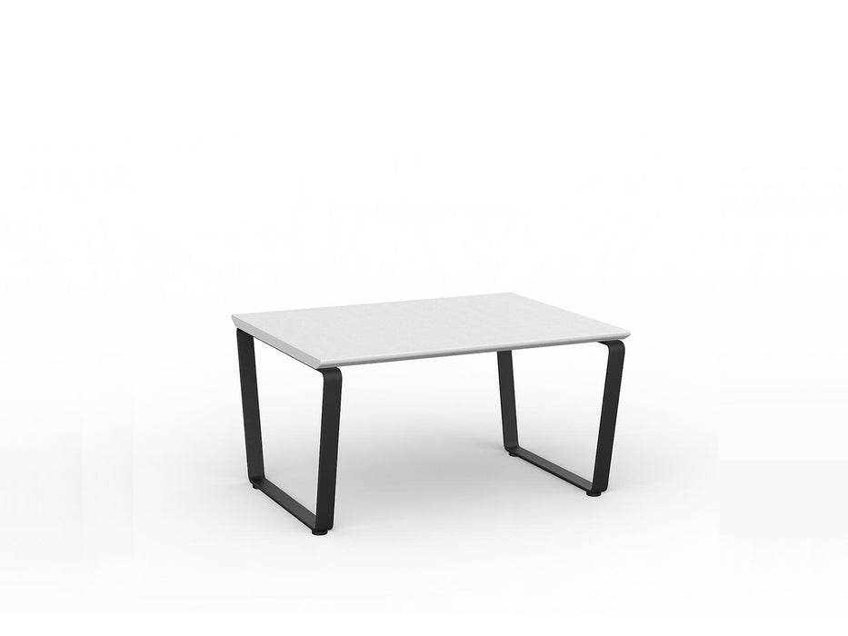 Loop Straight 75cm Coffee Table - Workspace Furniture Home and Office Coffee Tables