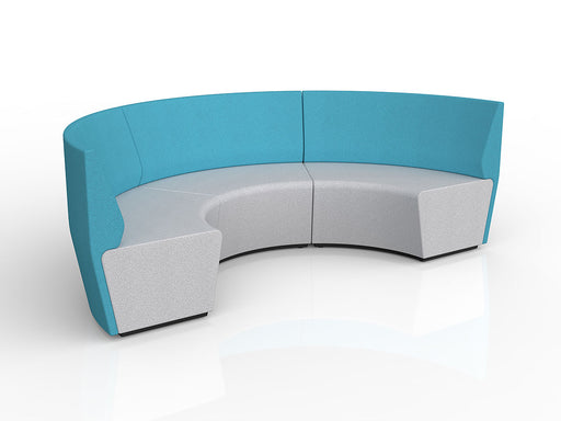 Motion Loop Arc 3 - Workspace Furniture Home and Office Soft Seating and Ottomans