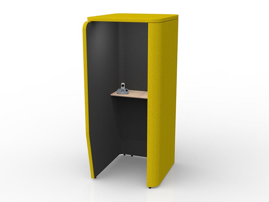 Motion Link Phone Booth Freestanding