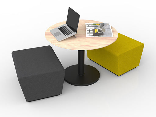 Motion Loop Straight- Workspace Furniture Home and Office Soft Seating and Ottomans