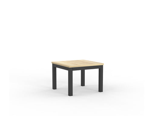 Cubit Black 60cm Coffee Table - Workspace Furniture Home and Office Coffee Tables