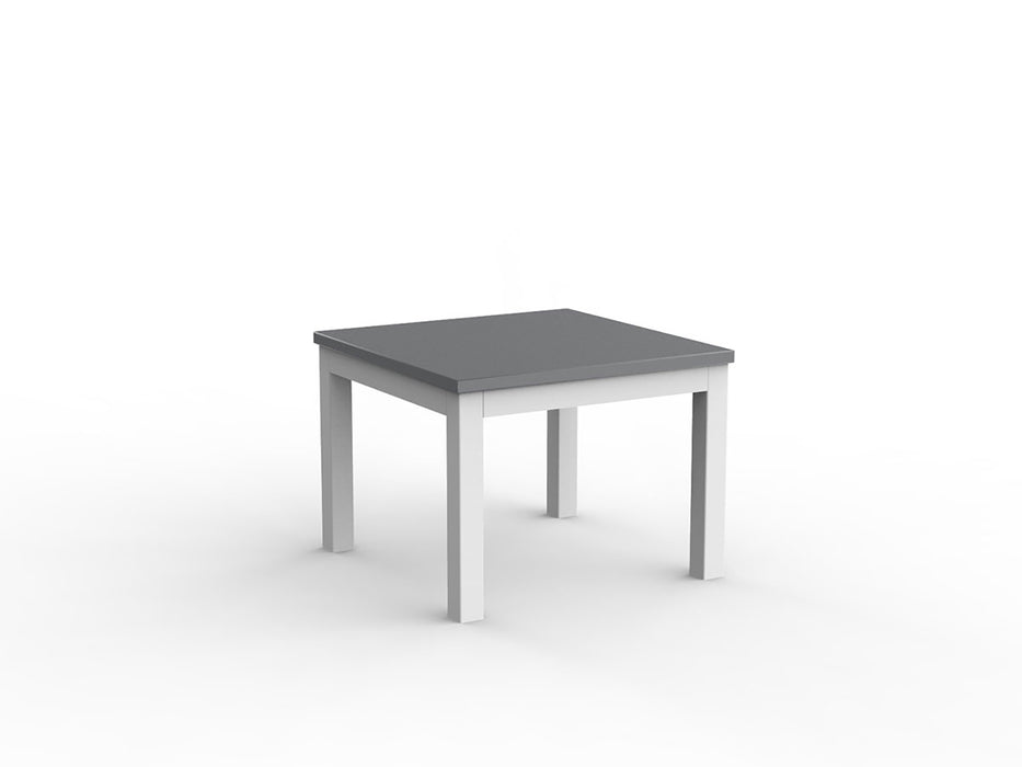 Cubit White 60cm Coffee Table - Workspace Furniture Home and Office Coffee Tables