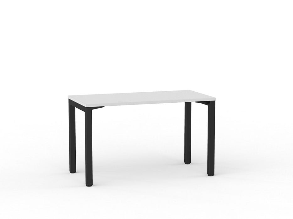 Cubit Black 1.2m Desk - Workspace Furniture Home and Office Desks
