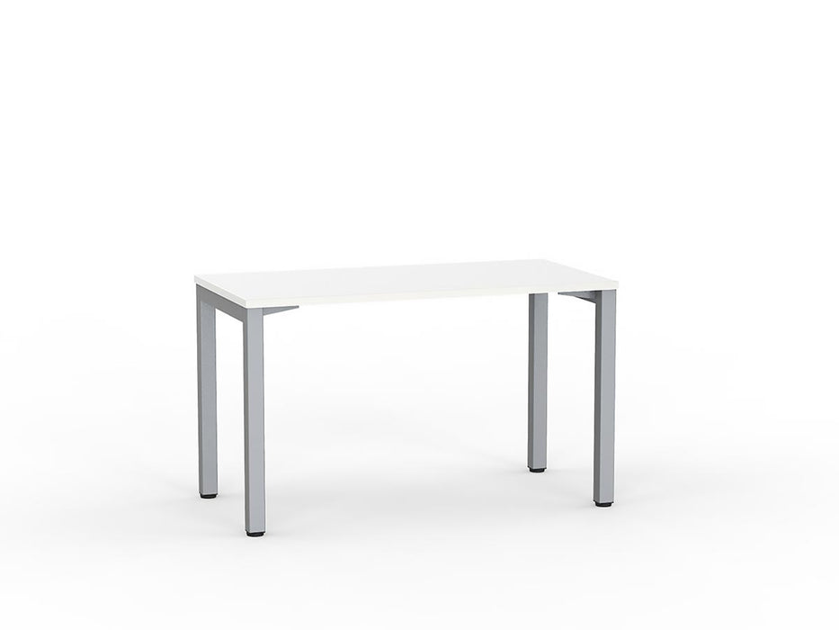 Cubit Silver 1.2m Desk - Workspace Furniture Home and Office Desks