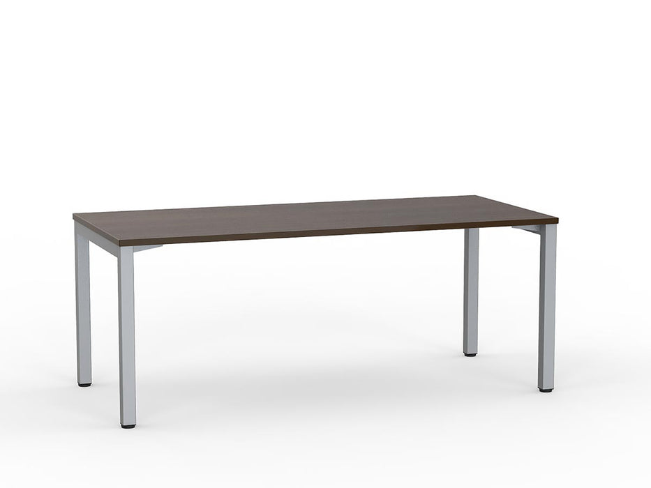 Cubit Silver 1.8m Desk - Workspace Furniture Home and Office