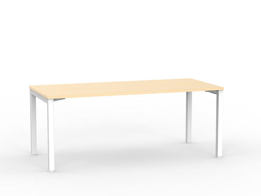 Cubit White 1.8m Desk - Workspace Furniture Home and Office Desks