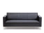 Neo 3 Seater- Workspace Furniture Home and Office Soft Seating and Ottomans