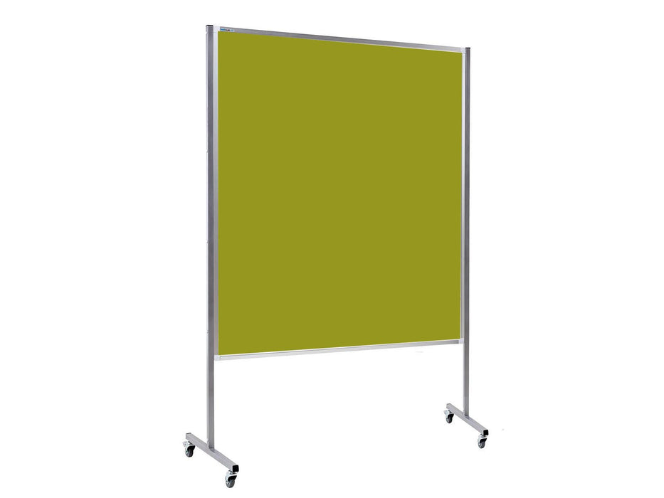 Mobile Fixed Pinboards - 18 Fabric Colours