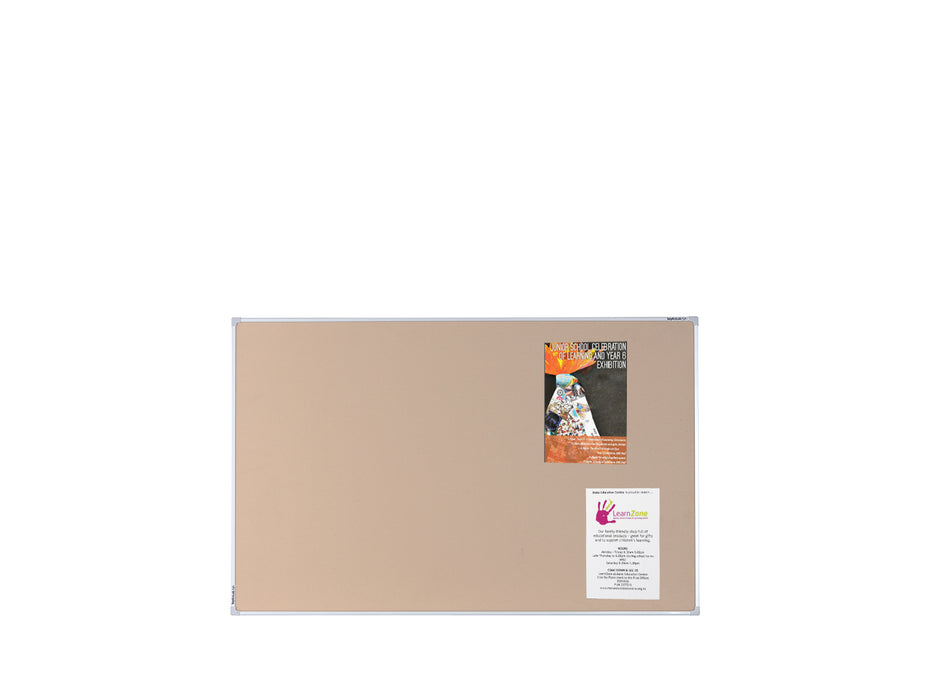 Velcro Pinboards - Sand or Grey