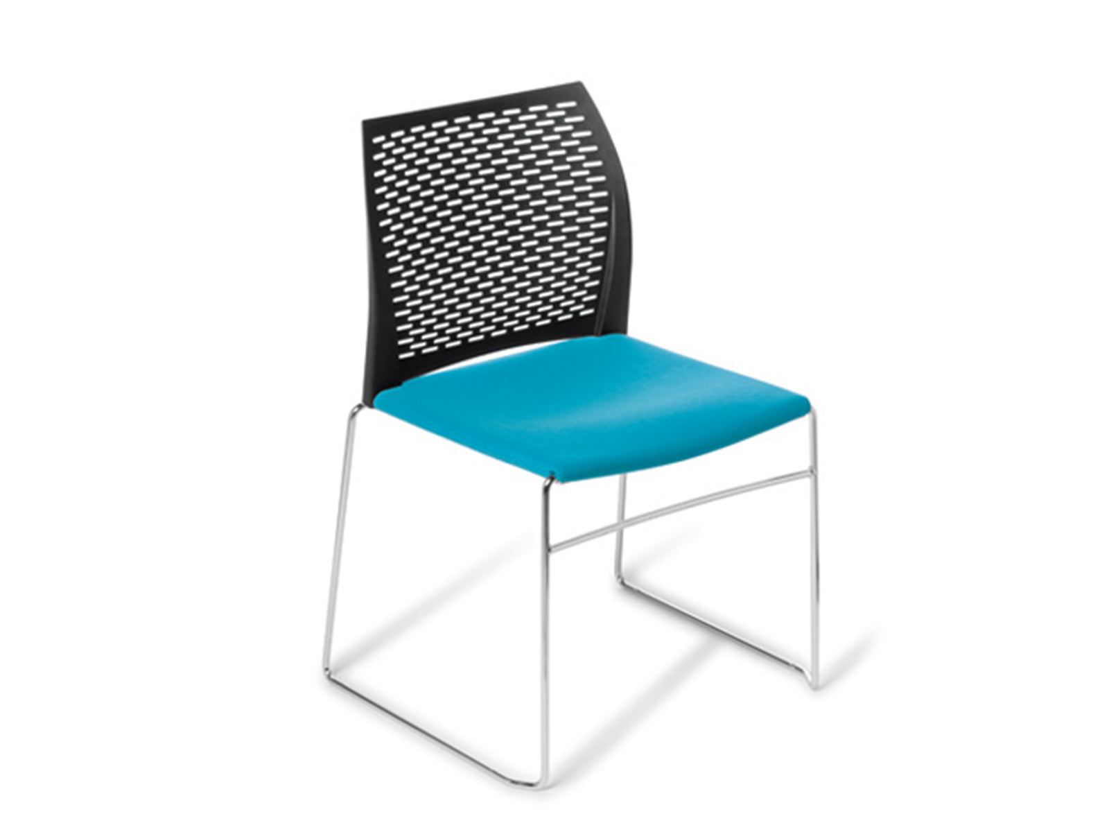 Net Chair Upholstered - Workspace Furniture Home and Office Cafe Chairs