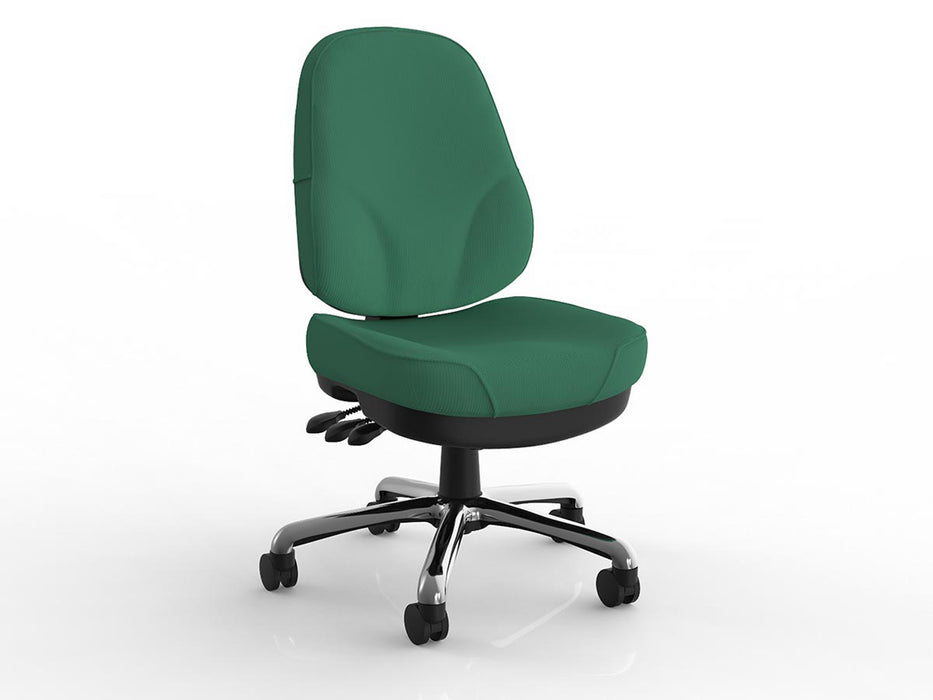 Plymouth Heavy Duty Chair - Workspace Furniture Home and Office Task Chairs and Stools