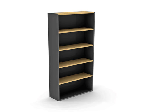 Proceed 1.8m Bookcase - Workspace Furniture Home and Office Cupboards and Shelves