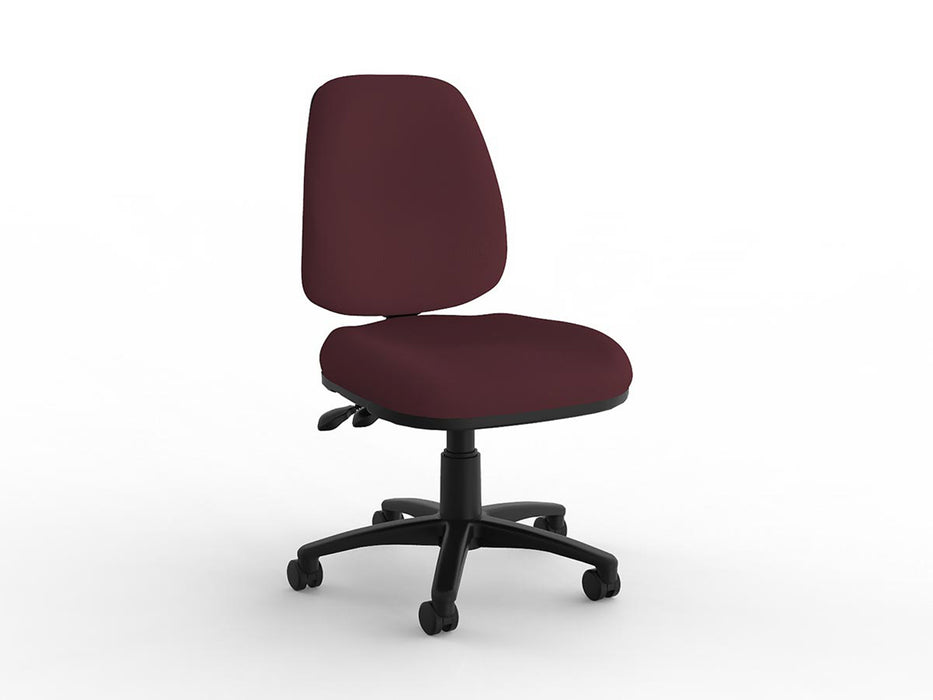 Quad 2 Highback Chair - Workspace Furniture Home and Office Chairs
