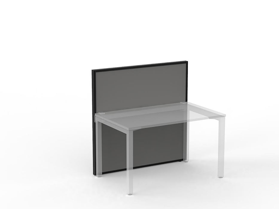 Studio50 Black Frame Screen 1.2 x 1.2m - Workspace Furniture Office Partition