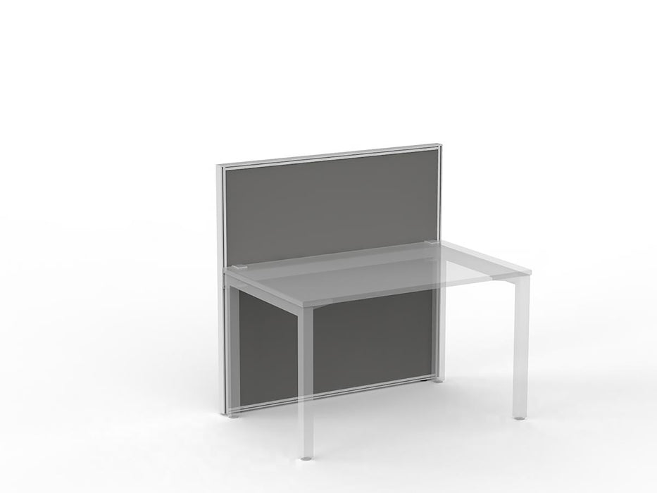 Studio50 White Frame Screen 1.2 x 1.2m - Workspace Furniture Office Partition