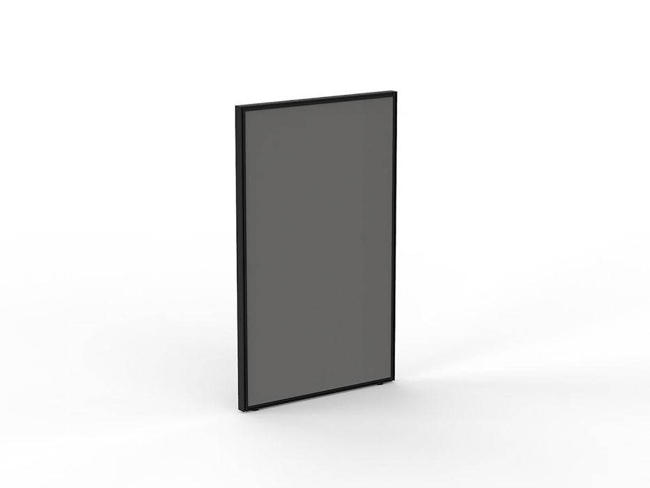 Studio50 Black Frame Screen 1.5 x 0.9m - Workspace Furniture Office Partition